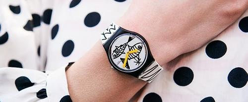Swatch hodinky GB303 PESCIOLINI  - 3