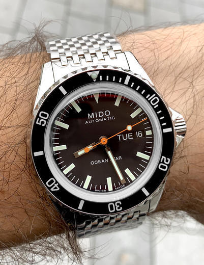 MIDO Ocean Star Tribute M026.830.11.051.00  - 3