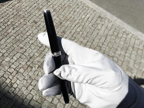 Montblanc PIX Black Rollerball 114796  - 3