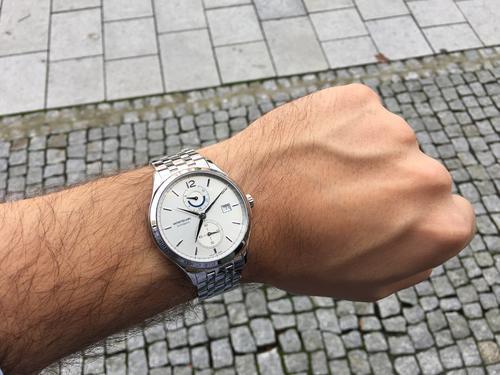 Montblanc Heritage Dual Time 112648  - 3