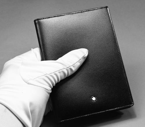 MONTBLANC Meisterstuck pouzdro na doklady 35285  - 3