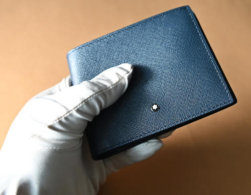 MONTBLANC Sartorial peněženka 6cc 128585  - 3