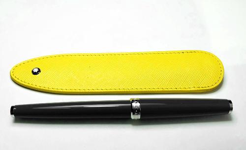 MONTBLANC Sartorial Pouzdro na pero yellow 118703  - 3