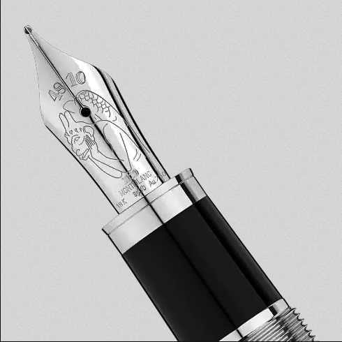 MONTBLANC Writers edition Homage to Victor Hugo plnící pero 125510  - 3