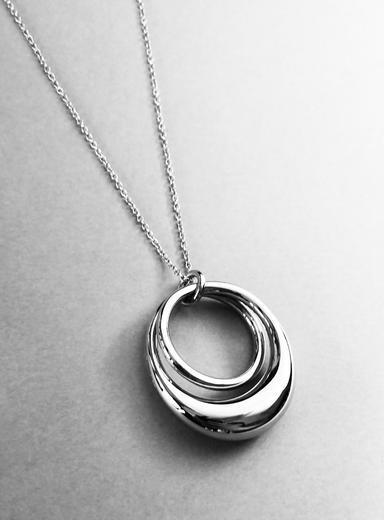 Calvin Klein náhrdelník Fluid KJ3XMP000100  - 3