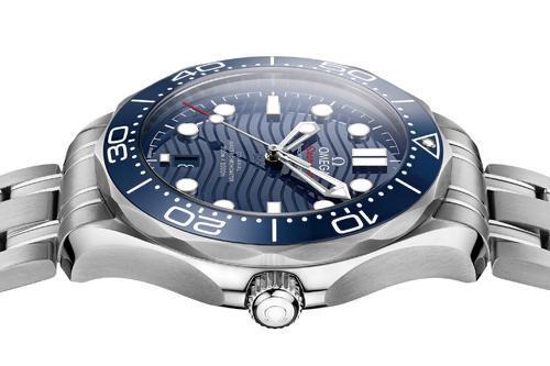Omega Seamaster Diver 300M 210.30.42.20.03.001  - 3