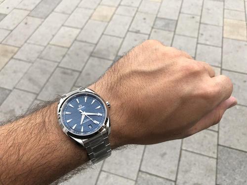 OMEGA Aqua Terra Master Chronometer 41 mm 220.10.41.21.03.001  - 3