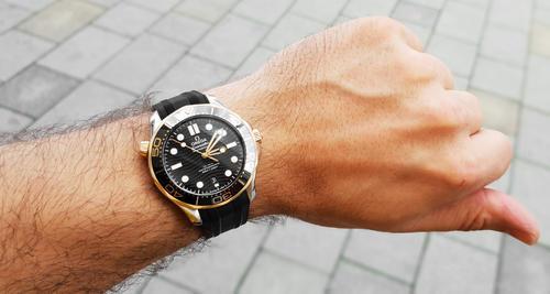 Omega Seamaster Diver 300M 210.22.42.20.01.001  - 3