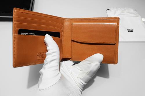 MONTBLANC peněženka Meisterstuck 4cc 118301  - 3