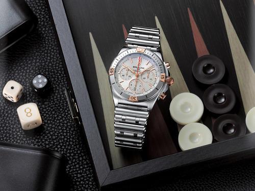 BREITLING Chronomat B01 42 IB0134101G1A1  - 3