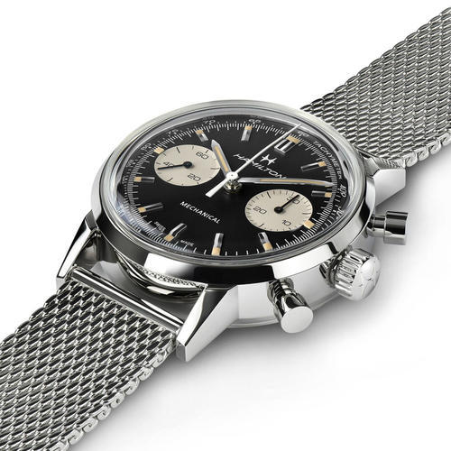 HAMILTON American Classic Intra-Matic Chronograph H H38429130  - 3