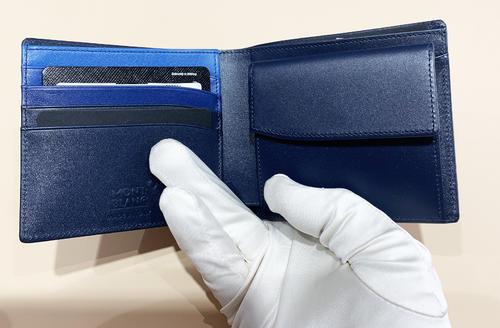 MONTBLANC Meisterstück peněženka 6cc 126209  - 3