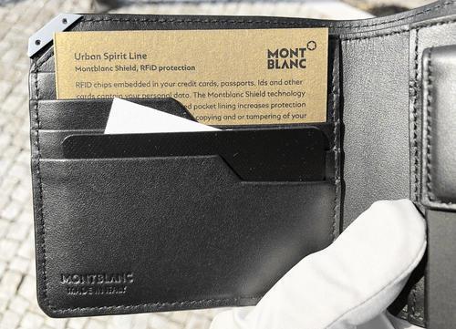 MONTBLANC peněženka URBAN SPIRIT 4CC 114670  - 3