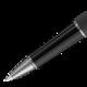 MONTBLANC roller Meisterstuck Ultra Black 114828 - 3/4