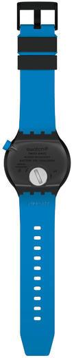 SWATCH hodinky SO27B101 BBBLUE BIG BOLD  - 3