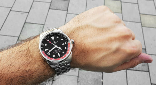 CERTINA DS Action GMT C032.429.11.051.00  - 3
