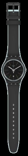 SWATCH hodinky SUOS402 BLACK LAYERED  - 3