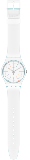 SWATCH hodinky SUOS404 WHITE LAYERED  - 3