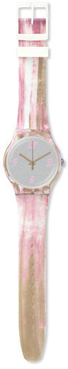 SWATCH hodinky SUOW151 PINKQUARELLE  - 3
