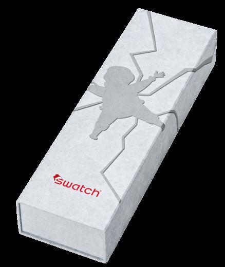 SWATCH hodinky SUOZ717 HoHoOUCH  - 3