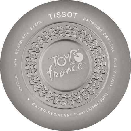 TISSOT T-RACE CYCLING TOUR DE FRANCE 2019 T111.417.37.057.00  - 3