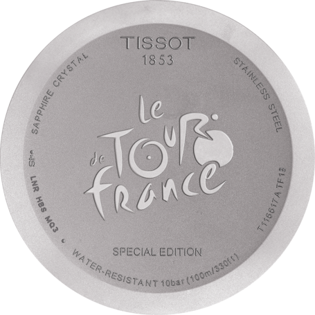 Tissot Chrono XL Classic TOUR DE FRANCE T116.617.16.057.01  - 3