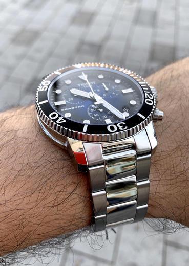 TISSOT SEASTAR 1000 CHRONO T120.417.11.041.01 S.E.  - 3