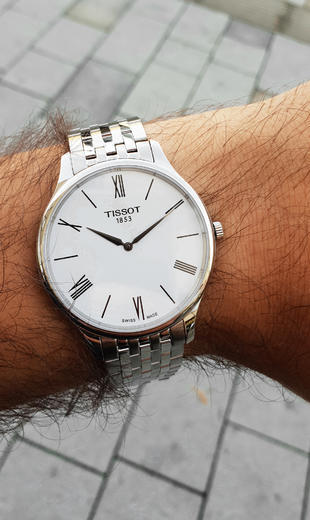 TISSOT TRADITION 5.5 T063.409.11.018.00  - 3