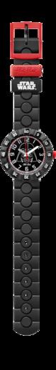 Flik Flak hodinky ZFFLP005 STAR WARS DARTH VADER  - 3