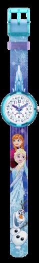 Flik Flak hodinky ZFLNP027 DISNEY FROZEN ELSA & ANNA  - 3