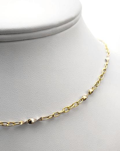 Zlatý náhrdelník 9.23  - 3