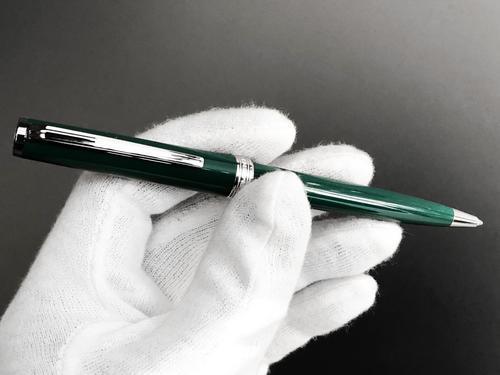 MONTBLANC PIX kuličkové pero Racing Green 128089  - 4