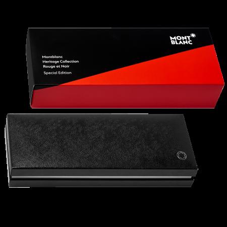 MONTBLANC roller Heritage Rouge et Noir 114726  - 4