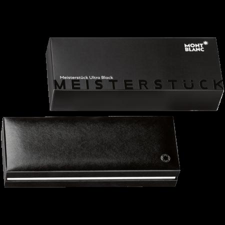MONTBLANC roller Meisterstuck Ultra Black 114828  - 4