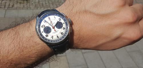 BREITLING Premier B01 Chronograph 42 Bentley Mulliner LE B0118A71G1P1  - 4