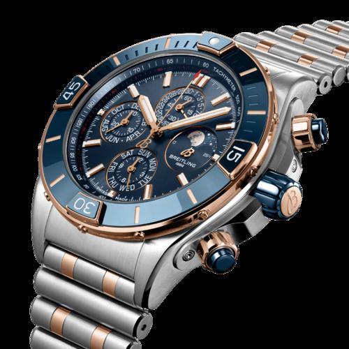 BREITLING Super Chronomat B01 44 U19320161C1U1  - 4