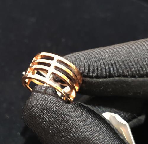 Calvin Klein prsten Draw KJ1TPR1001  - 4