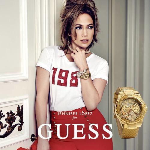 Guess hodinky Jennifer Lopez W0775L13  - 4