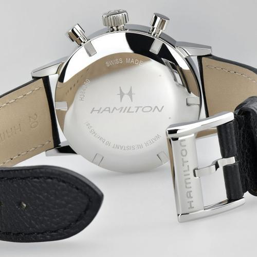 HAMILTON American Classic Intra-Matic Chronograph H H38429710  - 4