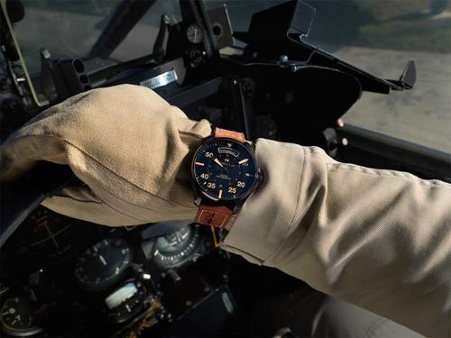 HAMILTON KHAKI PILOT day date H64605531  - 4