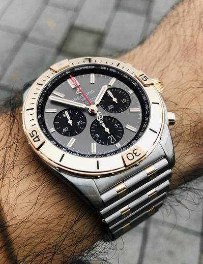 BREITLING Chronomat B01 42 UB0134101B1U1  - 4