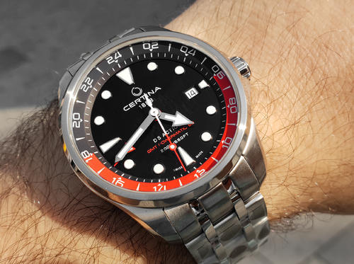 CERTINA DS Action GMT C032.429.11.051.00  - 4
