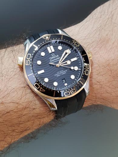 Omega Seamaster Diver 300M 210.22.42.20.01.001  - 4