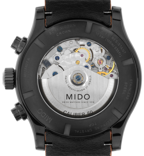 MIDO Multifort Chrono Adventure M025.627.36.061.10  - 4