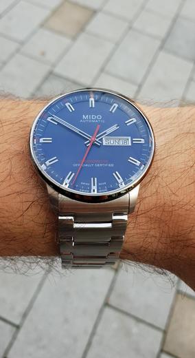 MIDO Commander M021.431.11.041.00 Chronometer  - 4