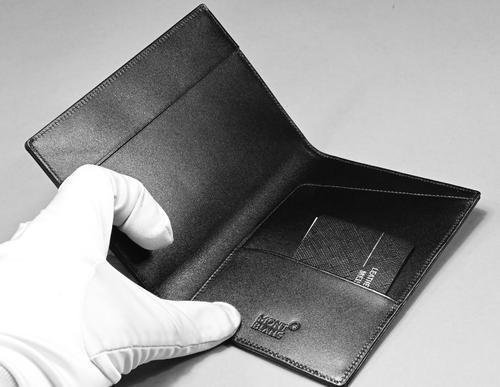 MONTBLANC Meisterstuck pouzdro na doklady 35285  - 4