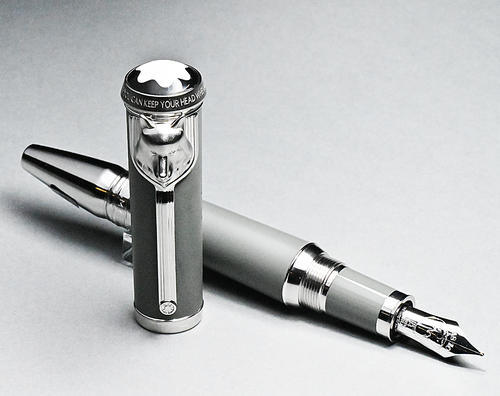 MONTBLANC Homage to R. Kipling Fountain pen 119849  - 4