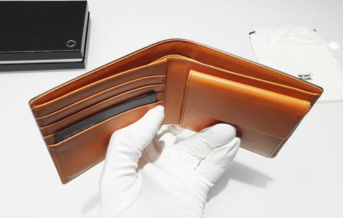 MONTBLANC peněženka Meisterstuck 4cc 118301  - 4
