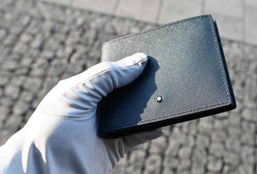 MONTBLANC Sartorial peněženka 6cc 128585  - 4