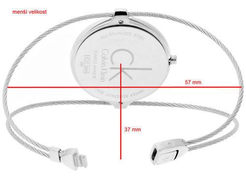 Calvin Klein Agile stříbrný číselník, PVD  - 4